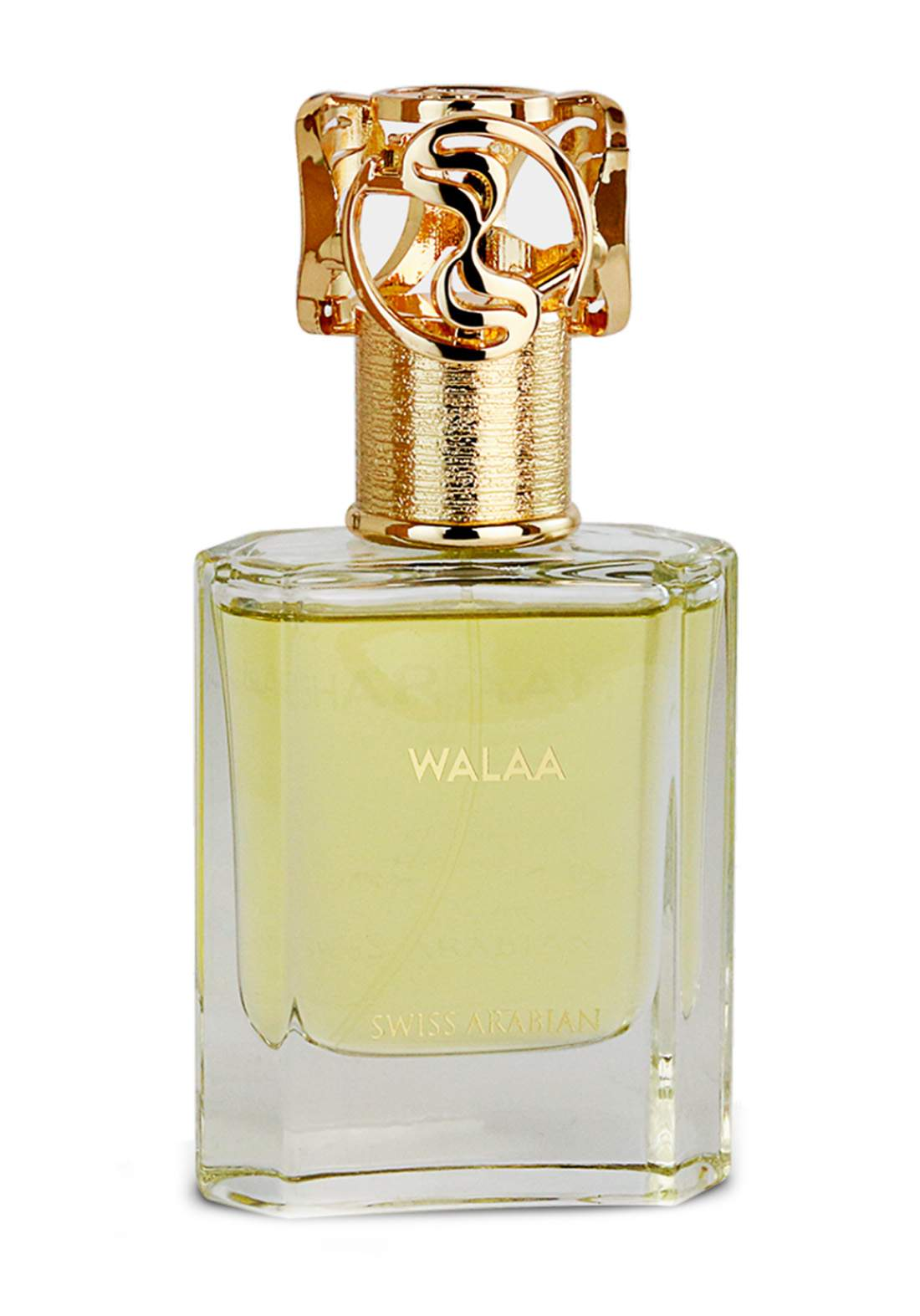 Swiss Arabian  1080 Walaa  Eau De Parfum Spray for Unisex  50 ml عطر  لكلا الجنسين