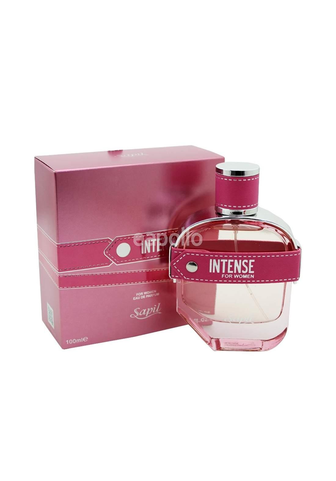 Sapil 1166 Intense Eau De Parfum Spray 100 ml For Women  عطر نسائي