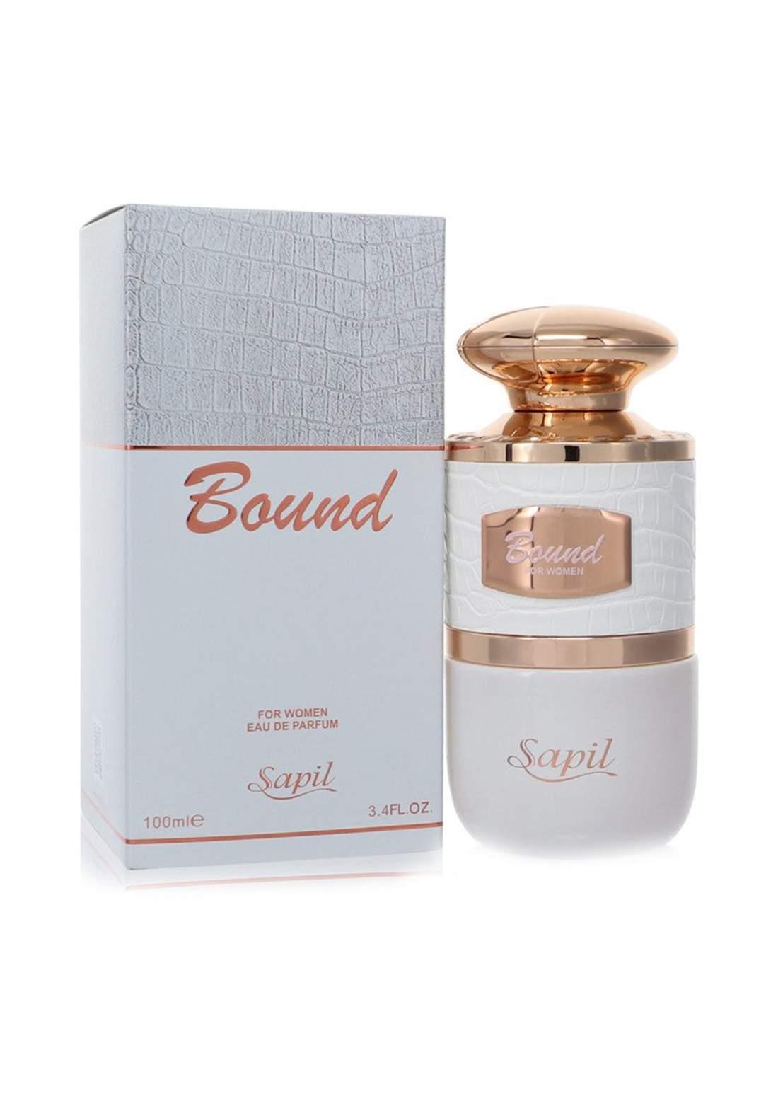 Sapil 1168 Bound Eau De Parfum Spray 100 ml For Women عطر نسائي