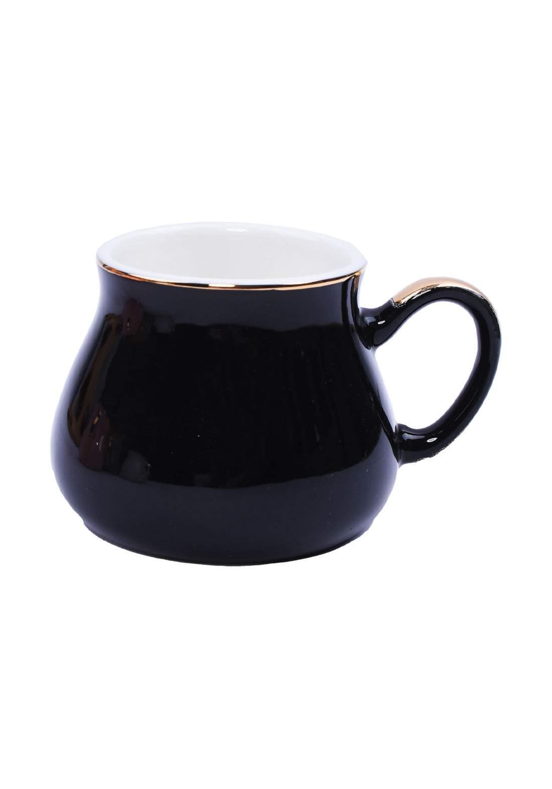 سيت فنجان قهوة متعدد الالوان