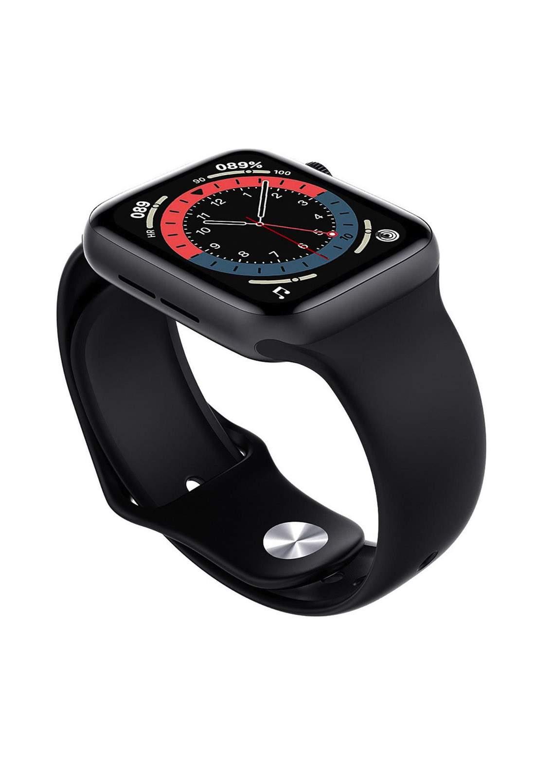HW22 Smart watch Hand 6th edition  - Black  ساعة ذكية