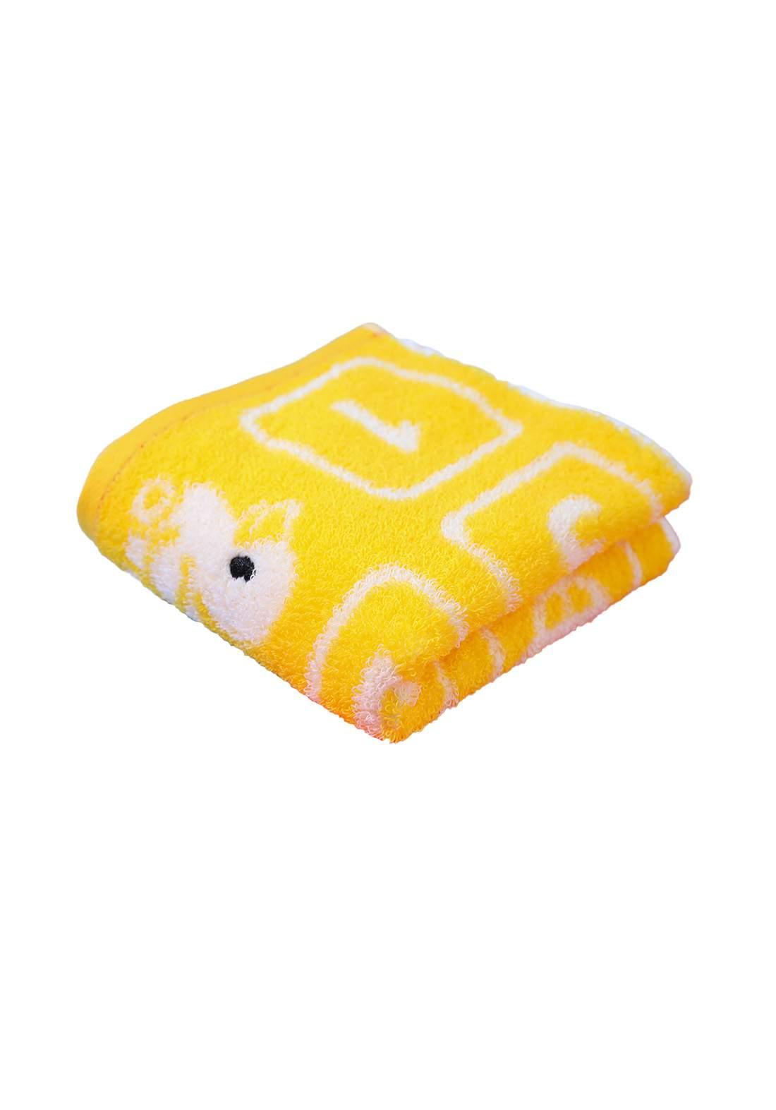 منشفة صفراء من Ilahui