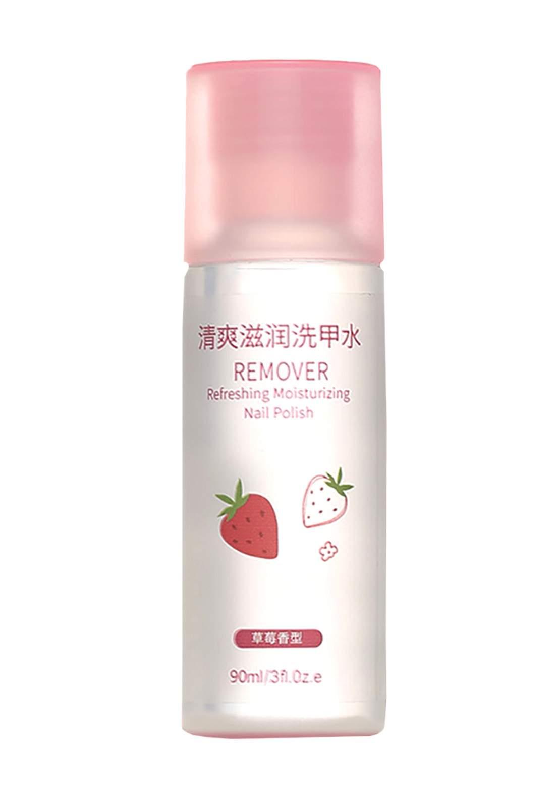 Nail polish remover spray 90 ml  مزيل طلاء الاظافر