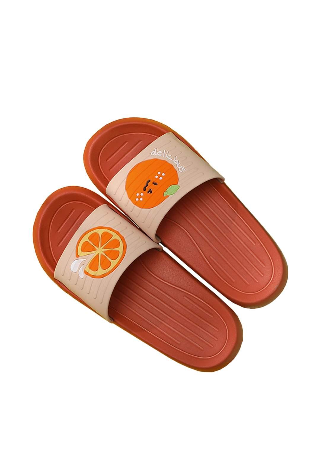 نعل نسائي برتقالي اللون من Ilahui