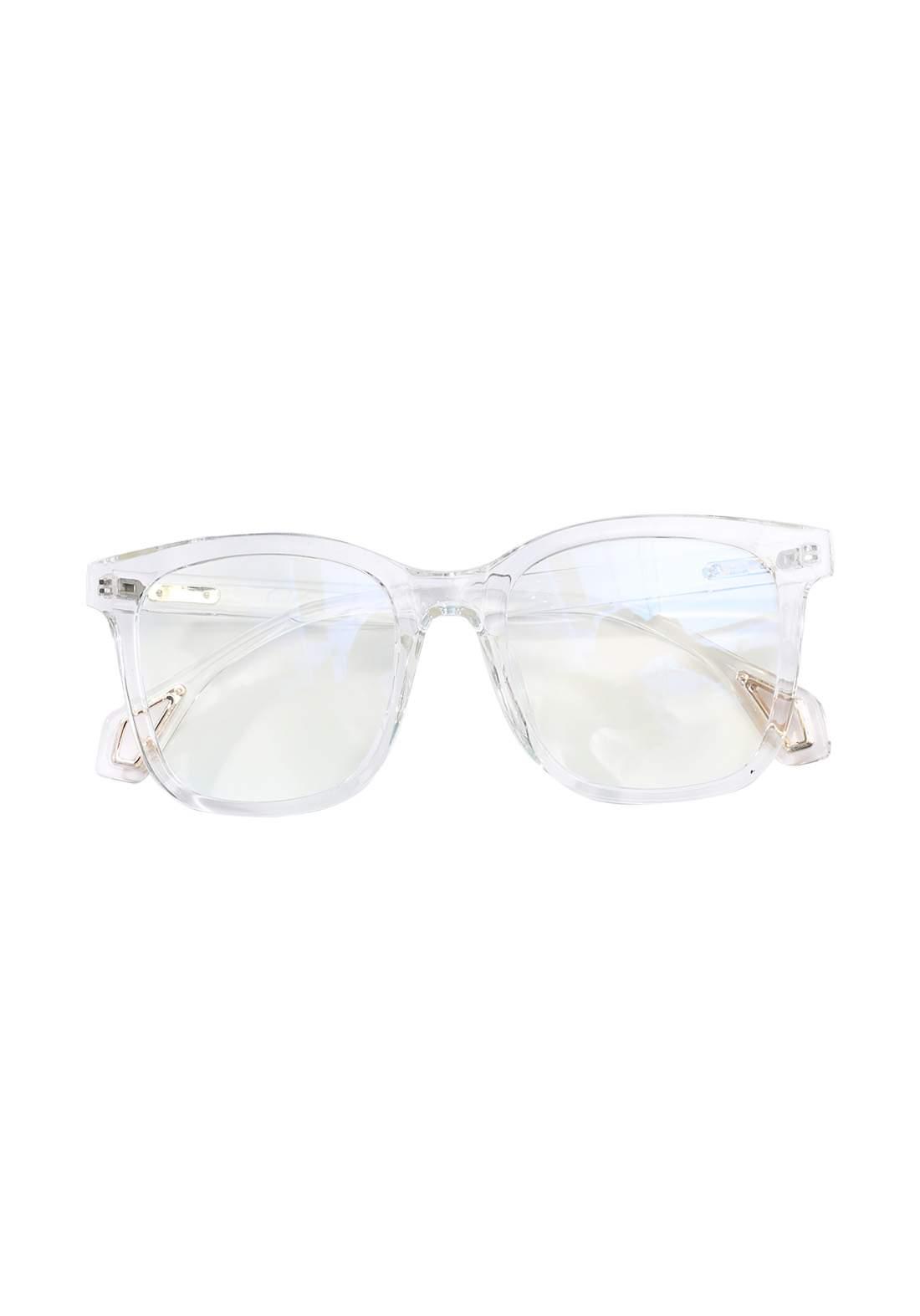 نظارة شمسية نسائية شفافة   من Ilahui