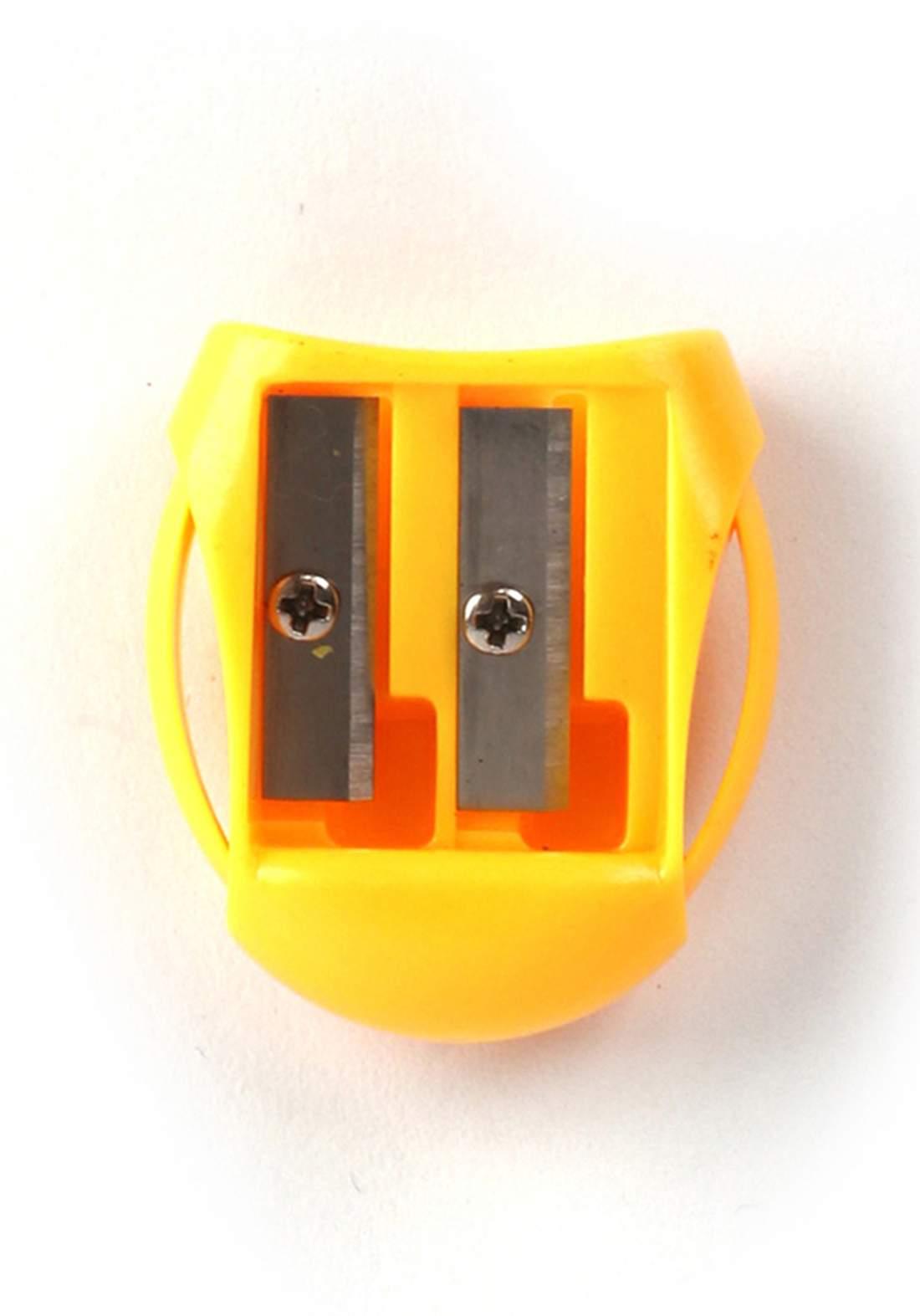 براية دبل مزدوجة-Yellow