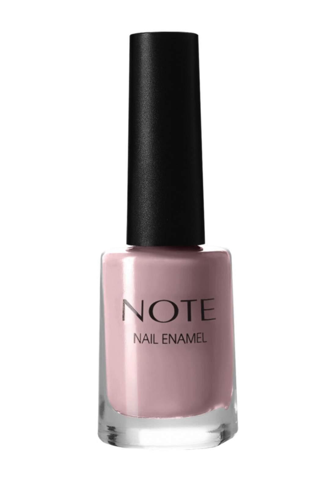Note Enamel Nail Polish 9 ml No.12 طلاء اظافر
