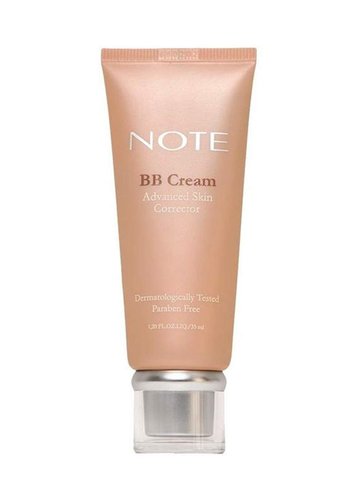 Note BB Cream Skin Corrective No.500  35 ml بي بي كريم مصحح للبشرة