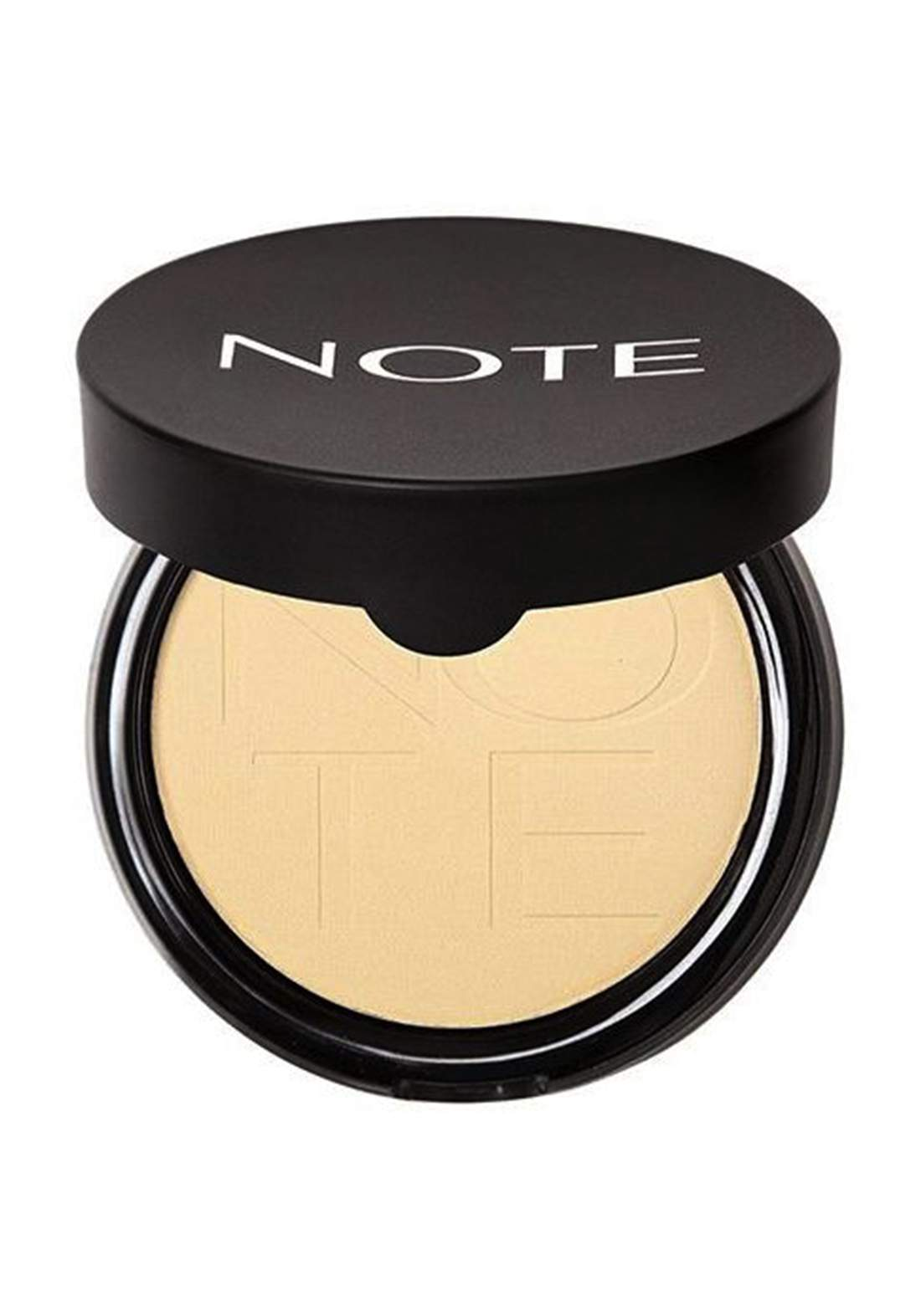 Note Soft Touch Shiny Pressed PowderNo.03 باودر مضغوط
