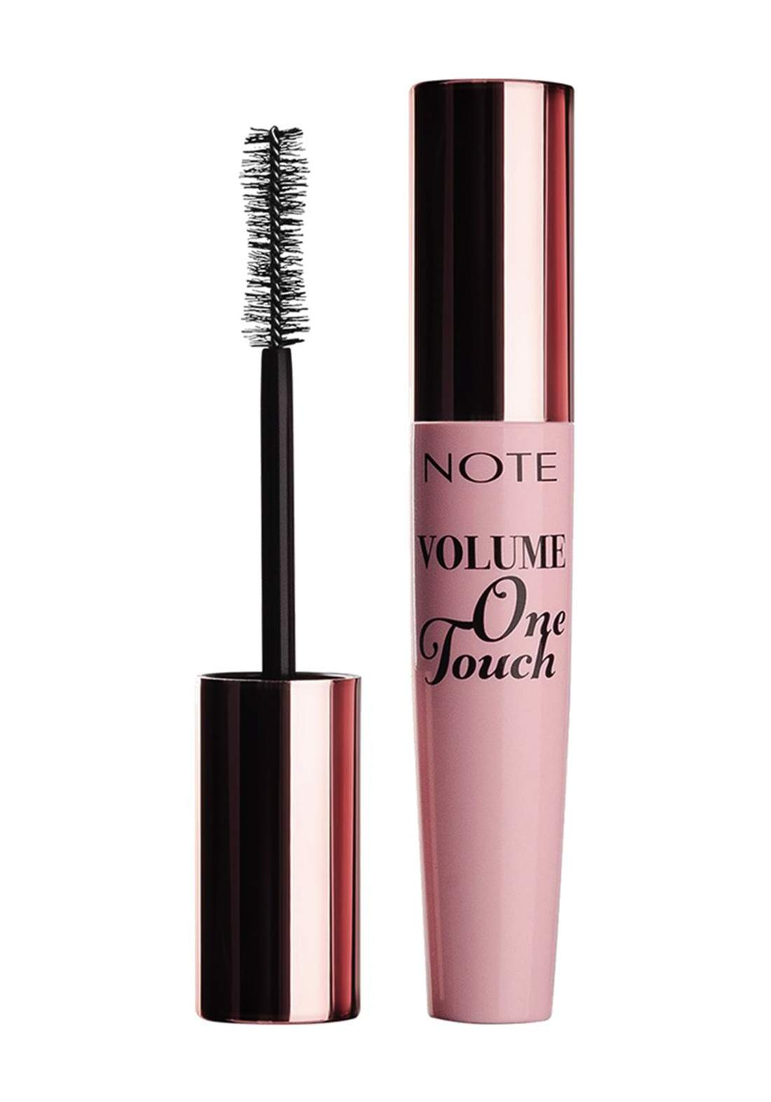 Note Volume One Touch Mascara 10 ml  No.01  مسكارا