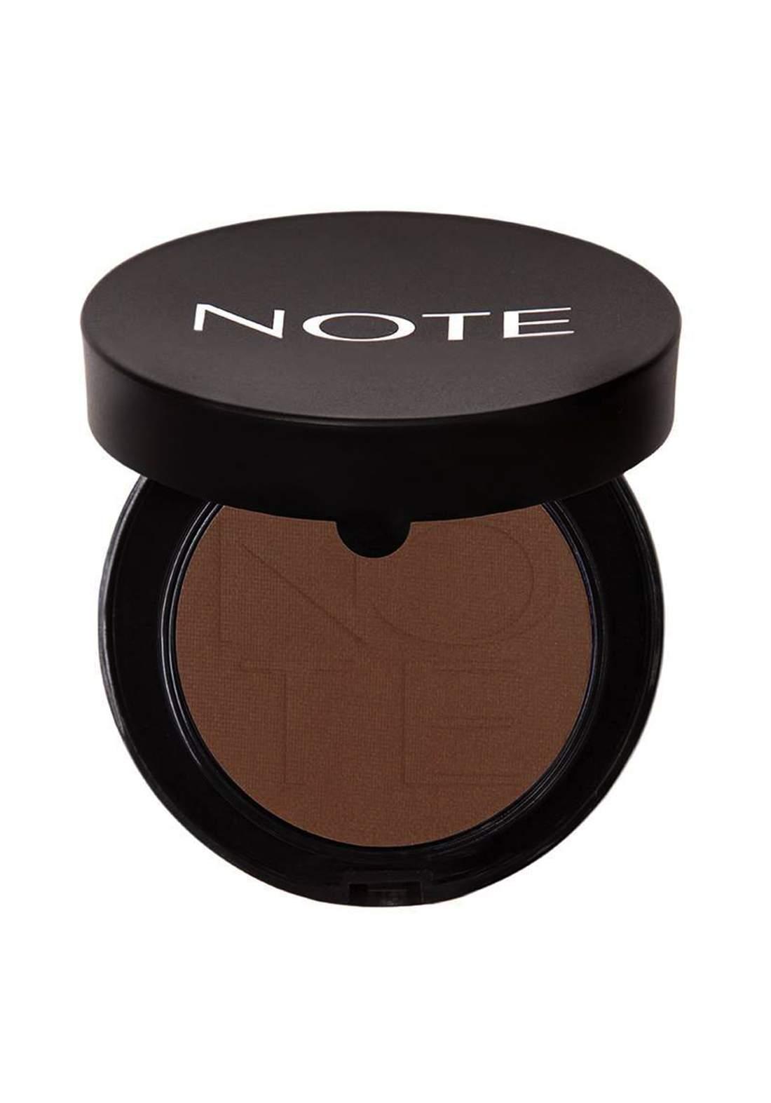 Note Luminous Silk Mono Eyeshadow No.08 ظلال للعيون