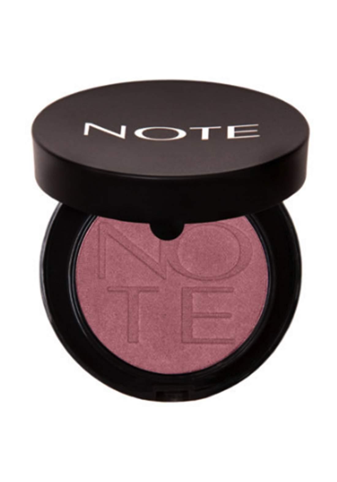 Note Luminous Silk Mono Eyeshadow No.09 ظلال للعيون