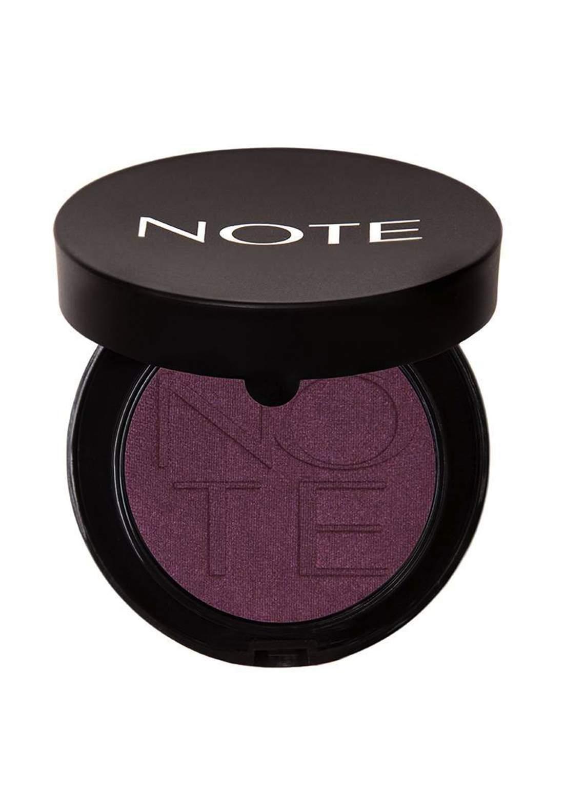 Note Luminous Silk Mono Eyeshadow No.10 ظلال للعيون