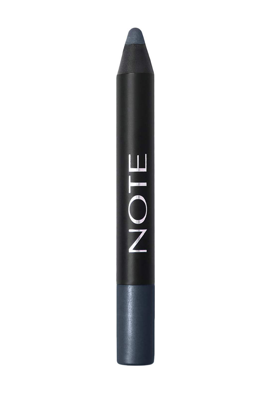 Note Cosmetics Jumbo Pencil Headlight Anthracite Blue No.06 قلم ظلال العيون
