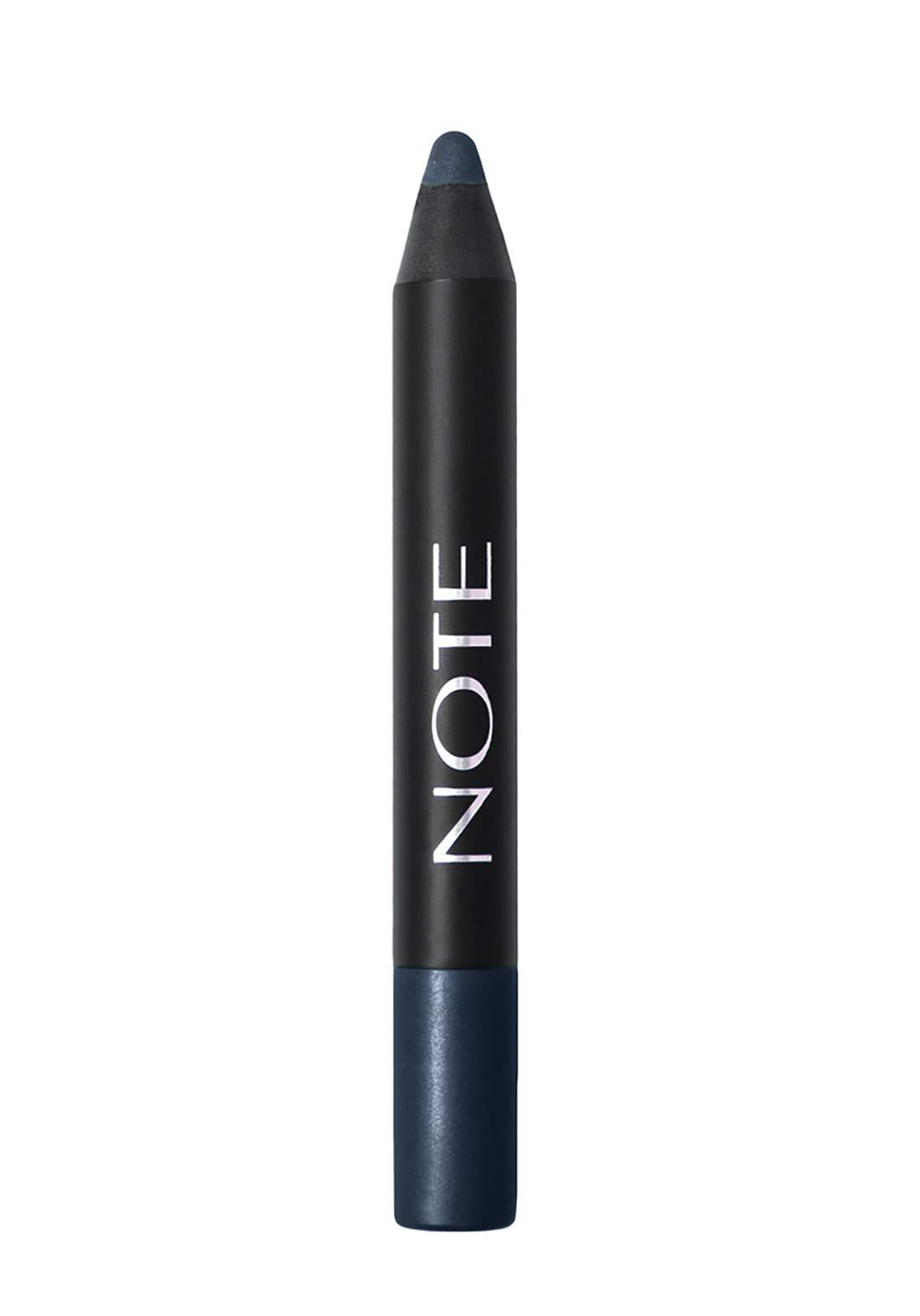 Note Cosmetics Jumbo Pencil Headlight Oil Blue No.07 قلم ظلال العيون