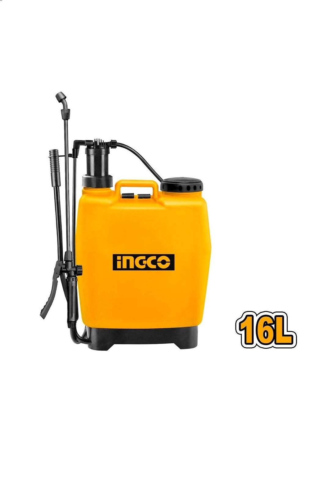 INGCO HSPP4161 Manual Knapsack Sprayer 16L مرشة مبيدات زراعية
