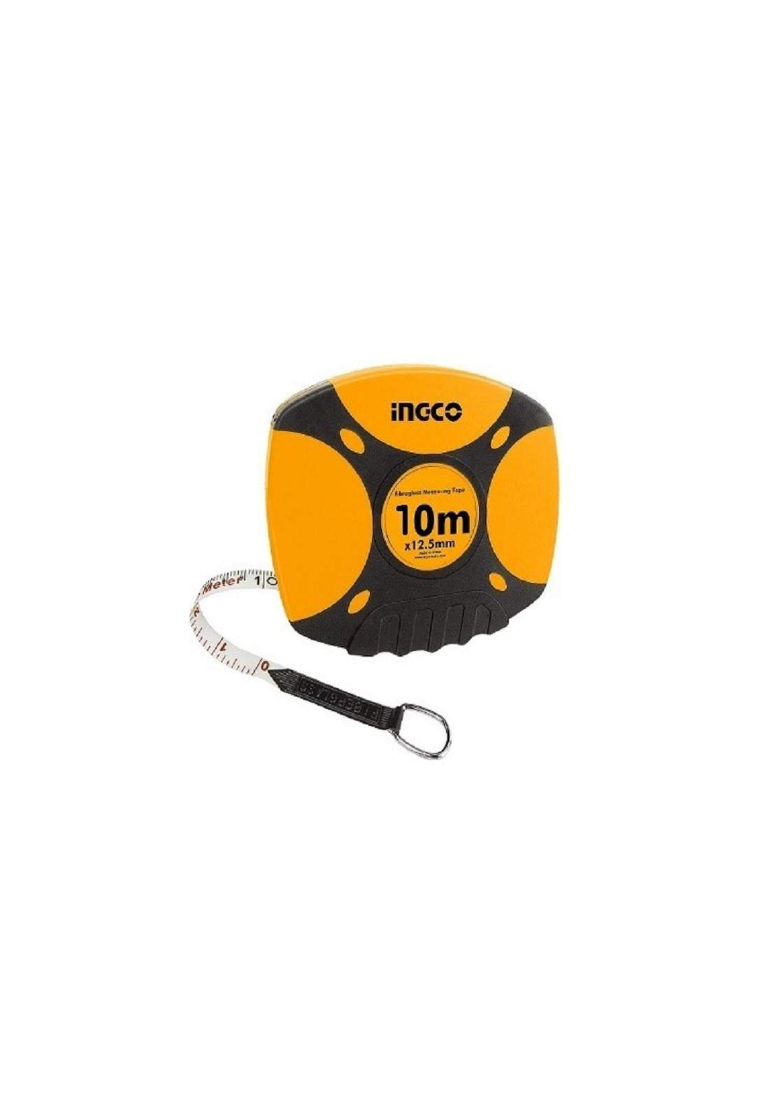 INGCO HFMT0110 10M Fibreglass Measuring Tape فيته قماش 10متر