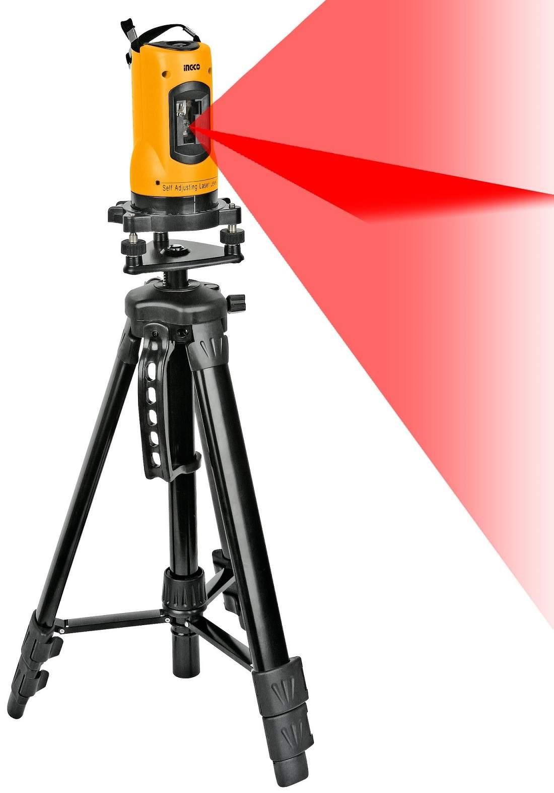 INGCO HLL6502 Level Laser جهاز لفل لقياس المساحة