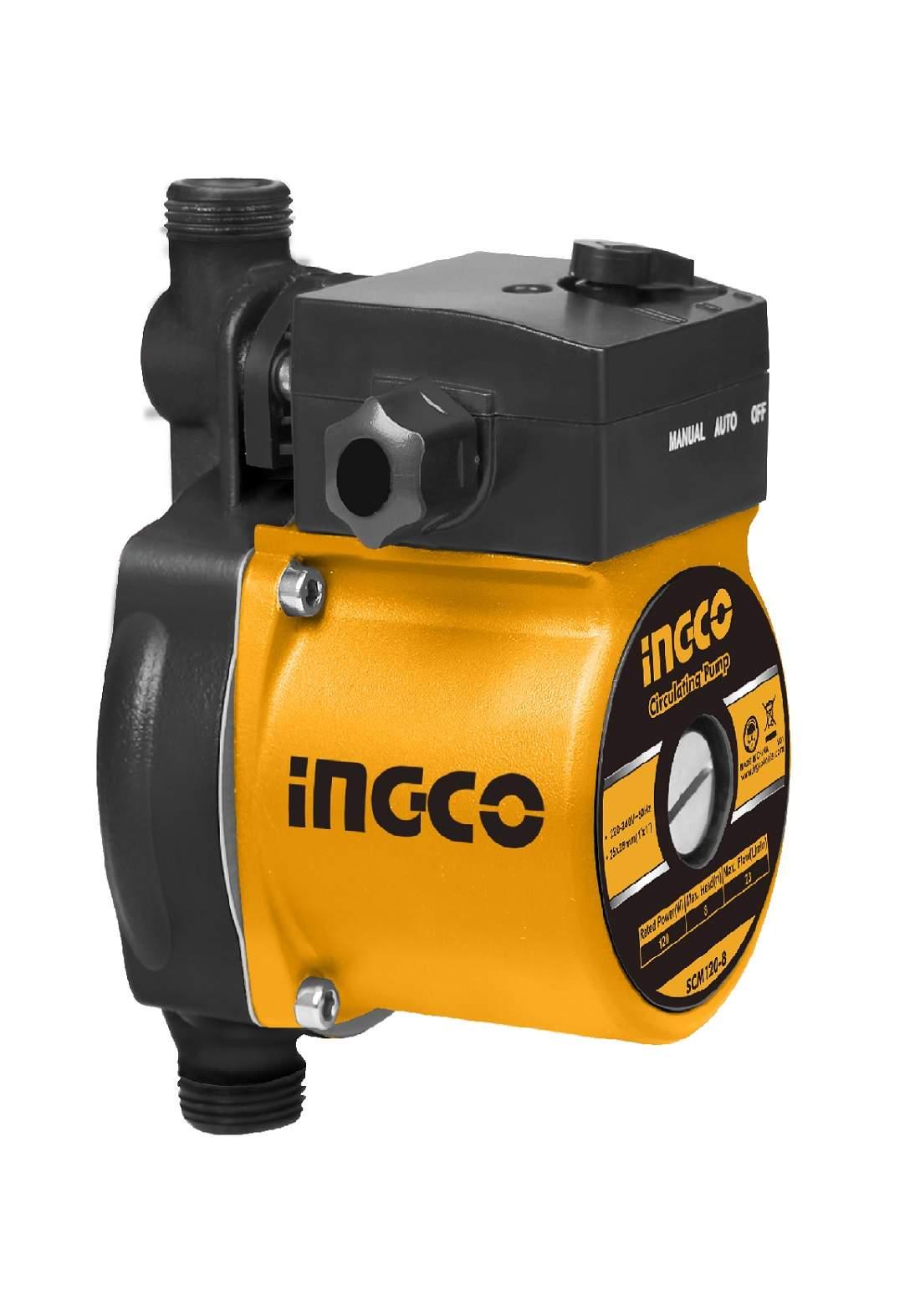 INGCO SCM120-8 ماطور نحاس نازل