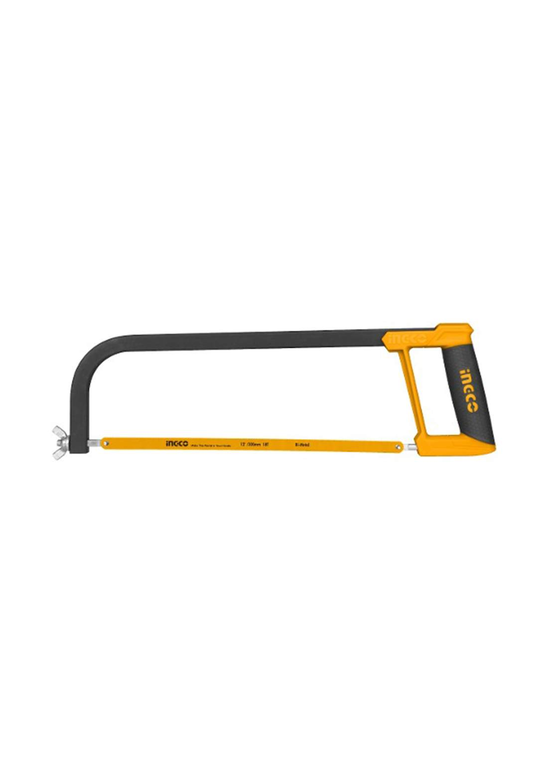 Ingco HHF3028 Hacksaw Frame 300mm  منشار حديد يدوي