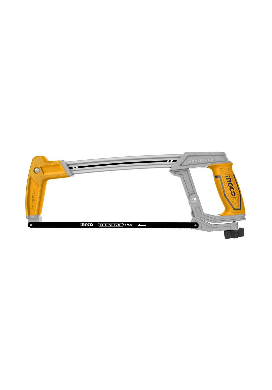 Ingco HHF3088  Heavy Duty Hacksaw Frame 300mm منشار حديد يدوي كبير