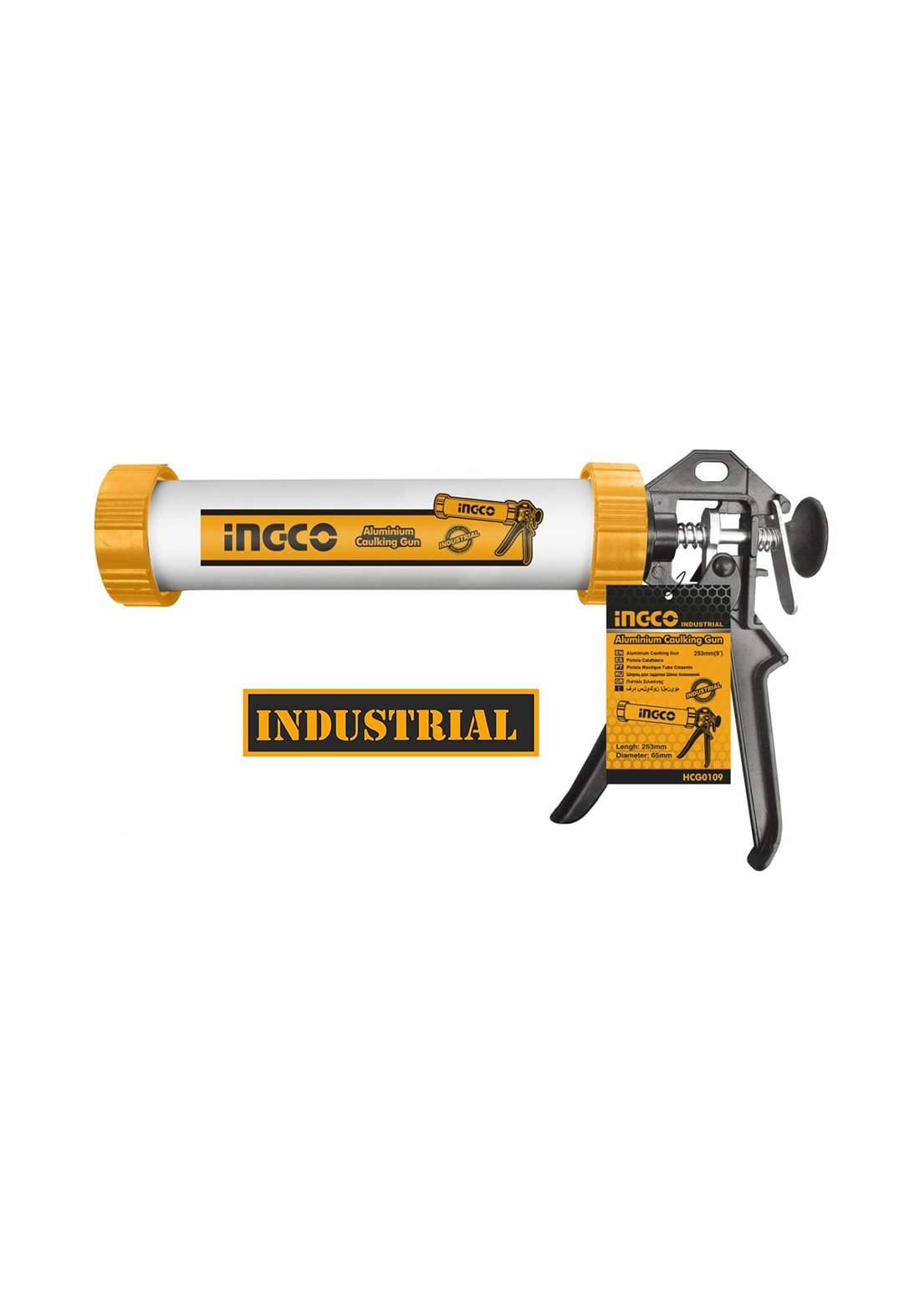 Ingco HCG0109 Aluminium caulking gun - 230MM مسدس سيلكون