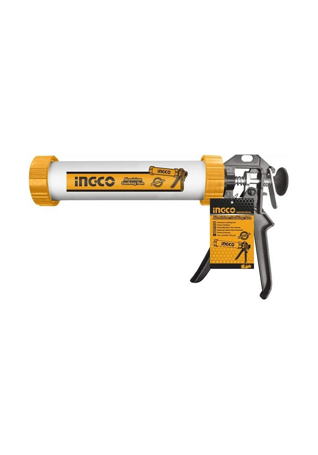 Ingco HCG0112 Aluminium caulking gun - 305MM مسدس سيلكون