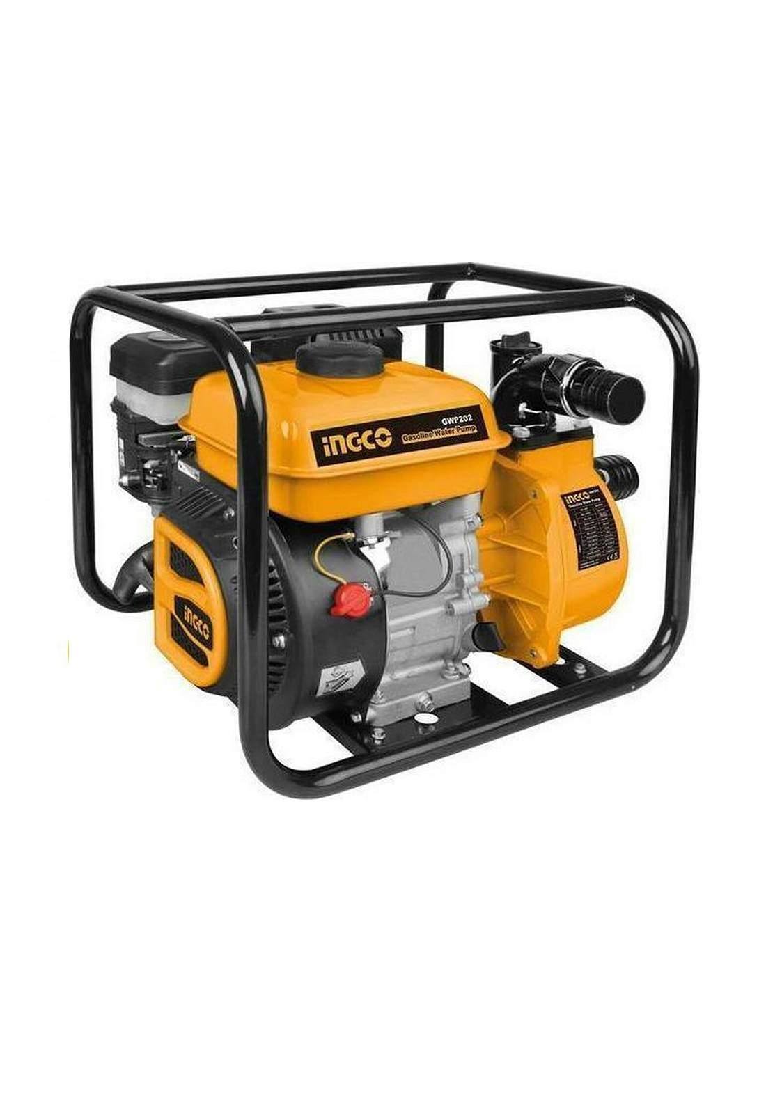 Ingco GWP202-1 Gasoline Water Pump 2.5HP 100L/min ماطور ماء زراعي