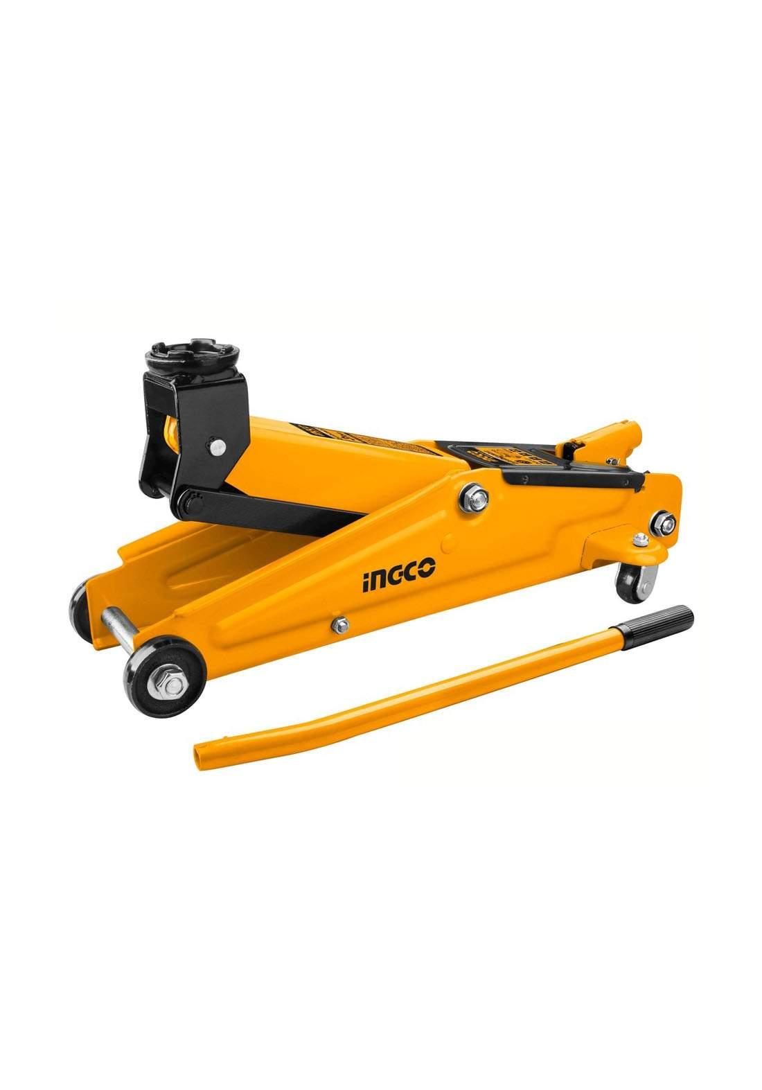 Ingco HFJ302 Hydraulic Floor Jack 3 Tons جك هيدروليك عربة