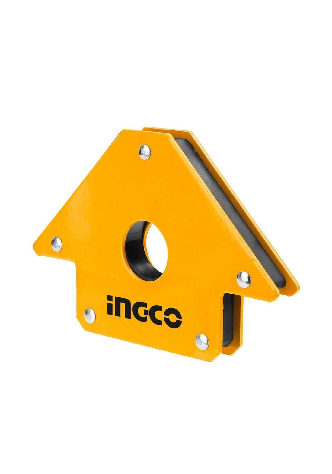 "Ingco AMWH50041 Magnetic Welding Holder 4"" حامل لحام مغناطيسي"