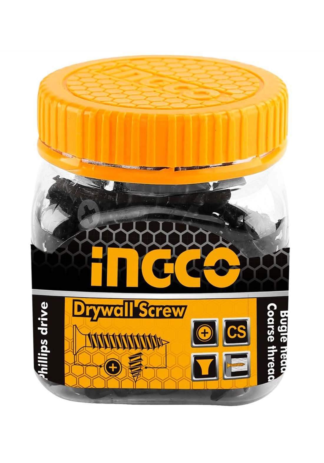 Ingco HWDS3503221 Drywall screw ST3.5 * 32 mm علبة براغي