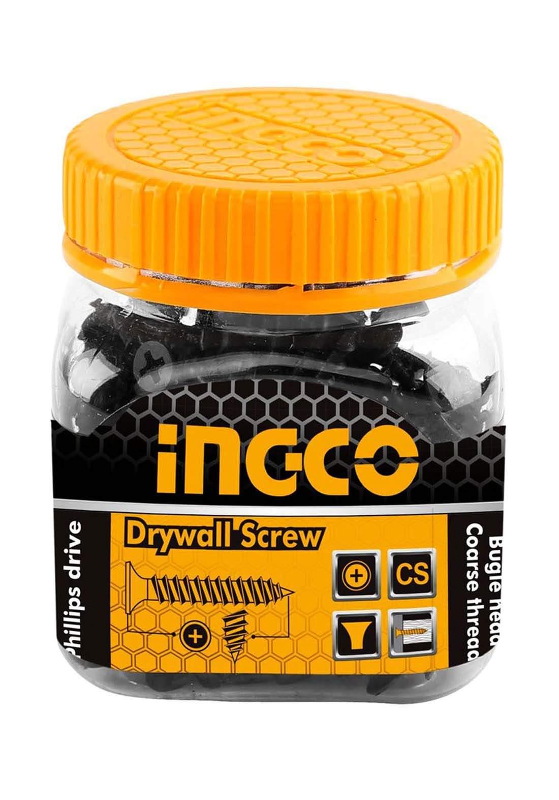 Ingco HWDS4206321 Drywall screw ST4.2 * 63 mm علبة براغي