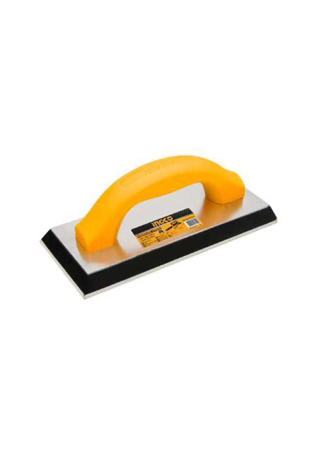 Ingco HSFR24108 Scaling trowel with a plastic hand مالج سقل