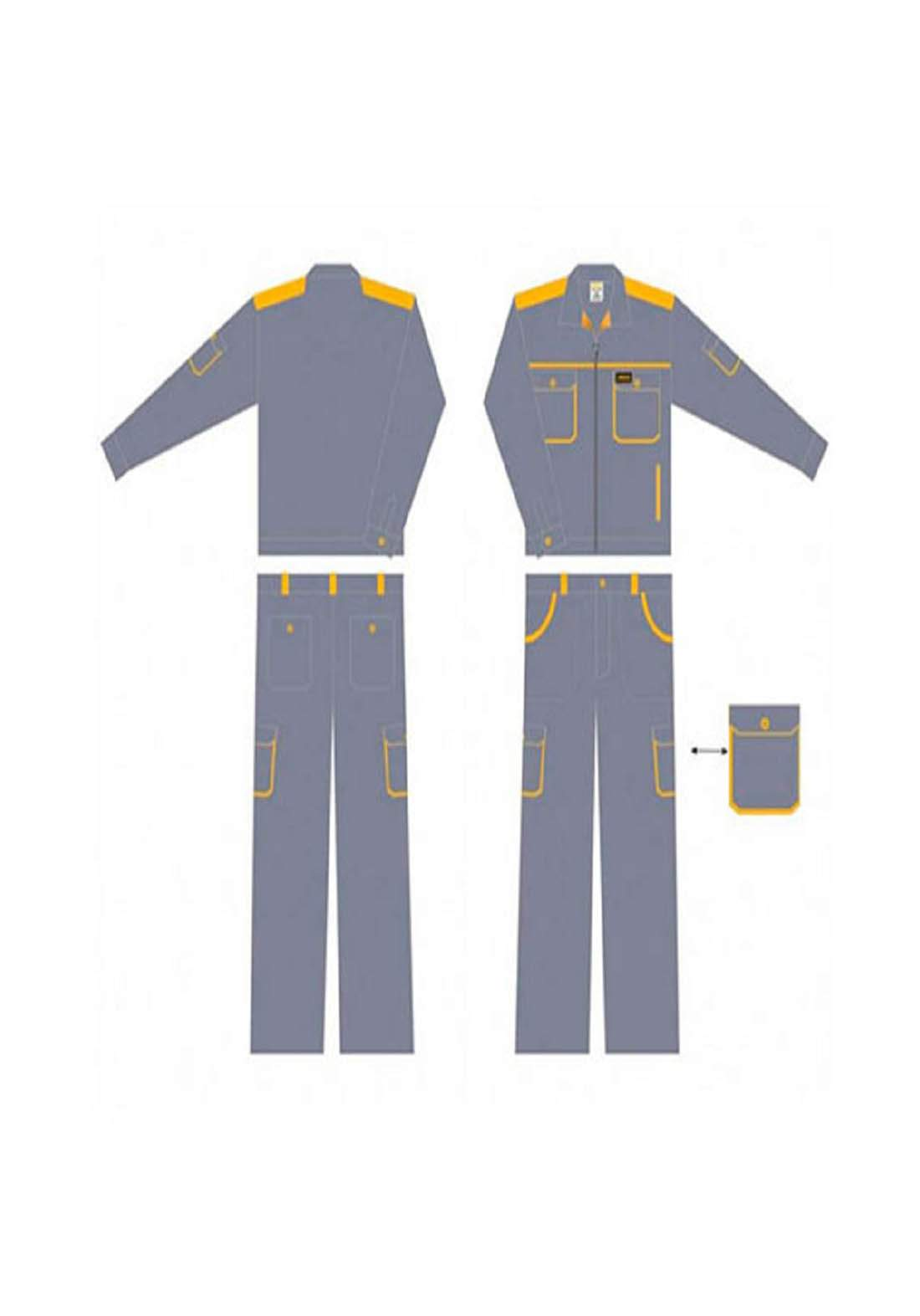 Ingco WUS01150 Two-piece business suit بدلة عمل قطعتين