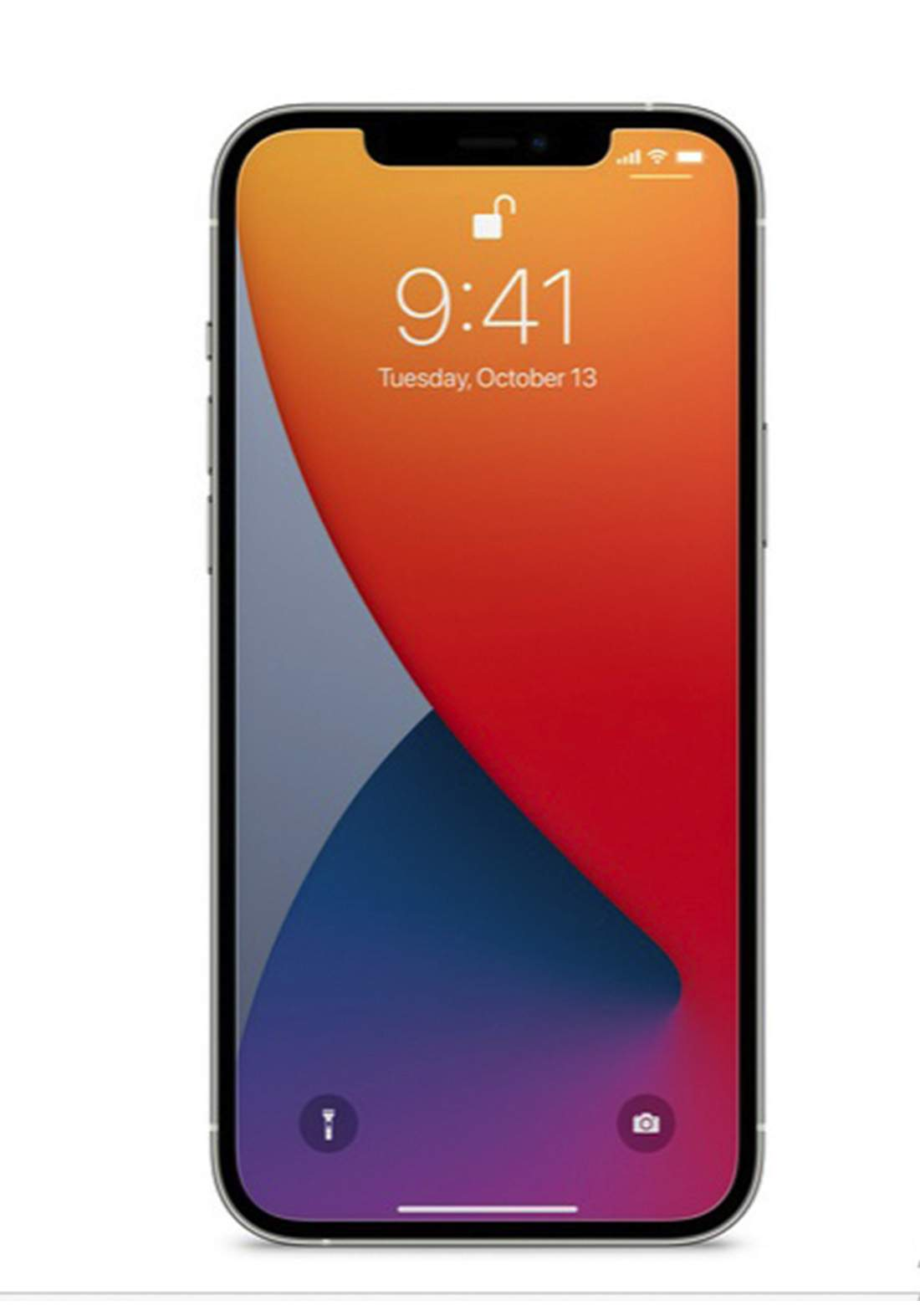 Tempered Glass Screen Protector for iPhone 12 Pro Max واقي شاشة