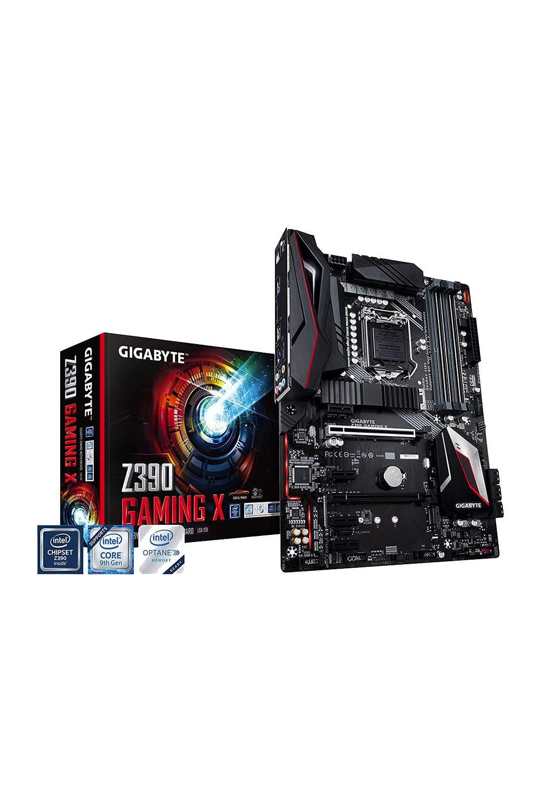 Gigabyte Z390 Gaming X Socket Lga 1151 Motherboard لوحة الام