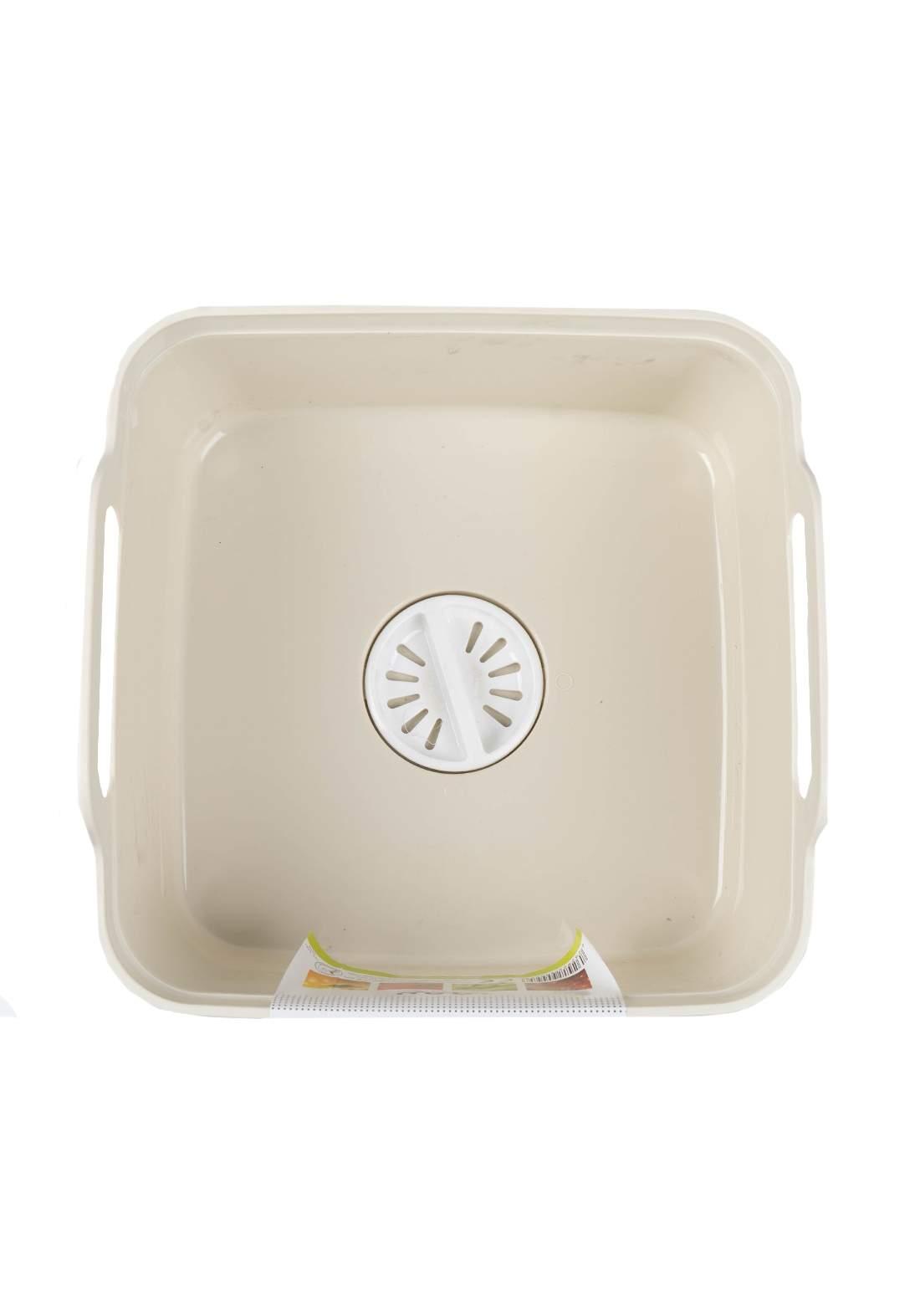 وعاء بلاستك متعدد الاستخدام -بيج