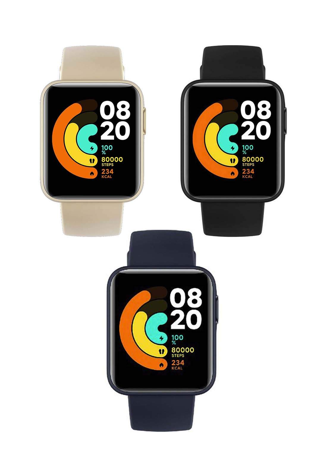 Xiaomi Mi Watch Lite Smart Watch ساعة ذكية
