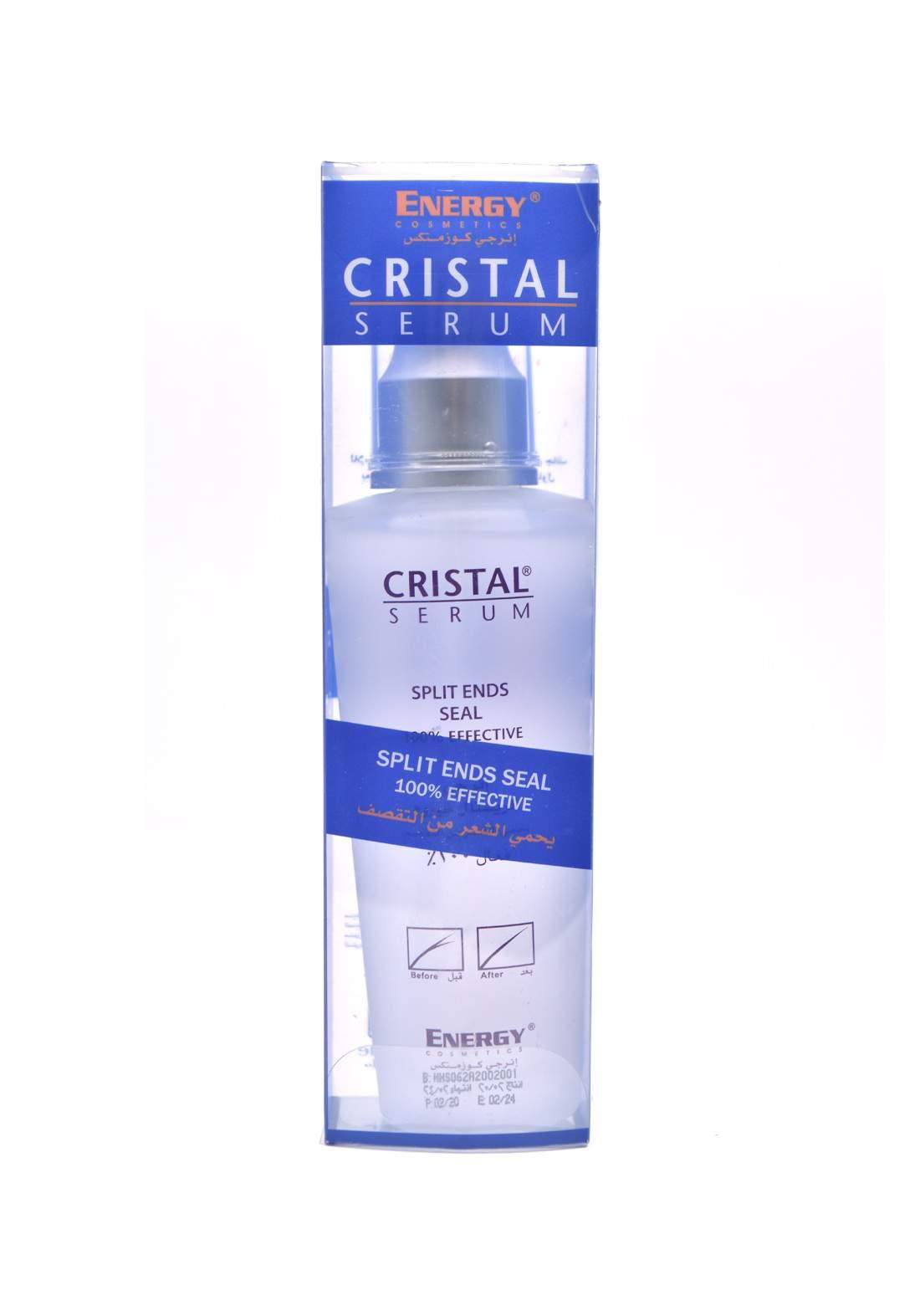 Cristal Energy Serum 100ml سيروم ضد التقصف