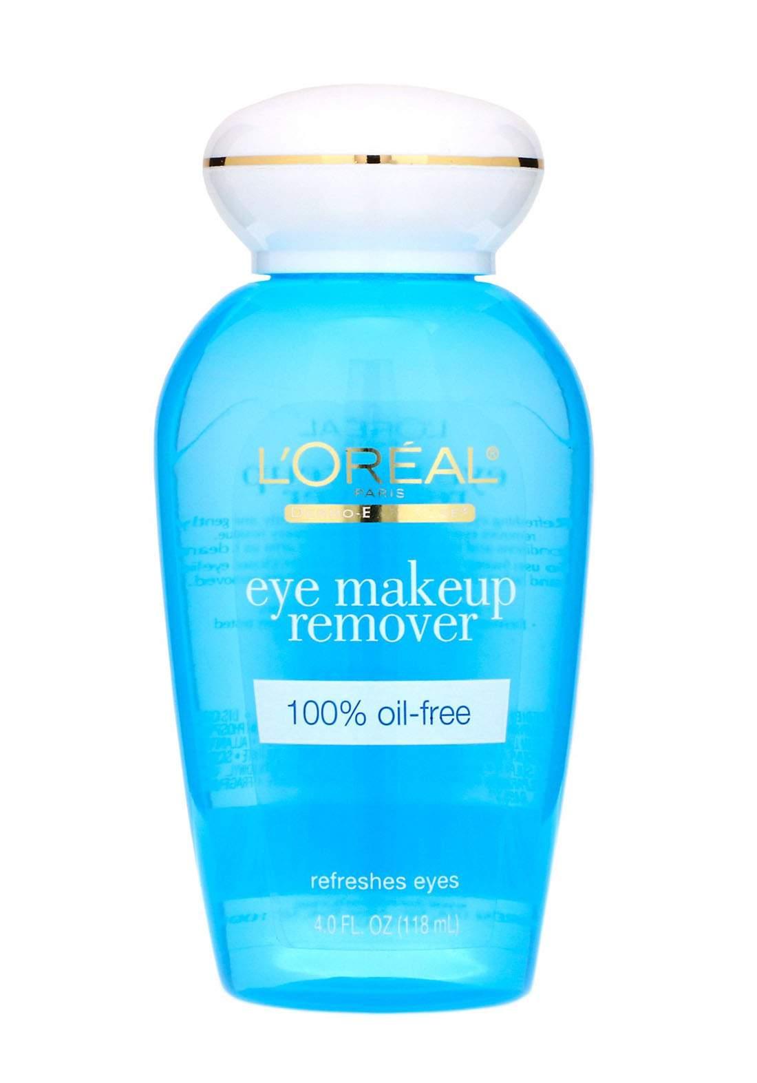 L'Oreal Dermo-Expertise Refresh Eye Makeup Remover 118 ml مزيل مكياج