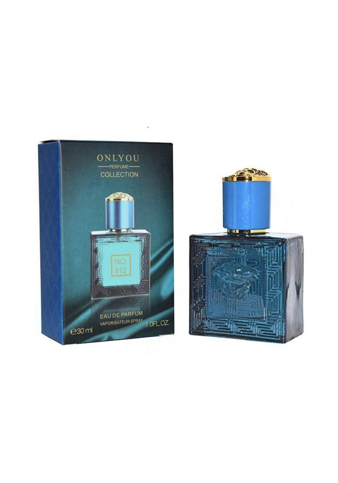 Onlyou Perfume Collection No.812 Edp 30ml For Men عطر رجالي