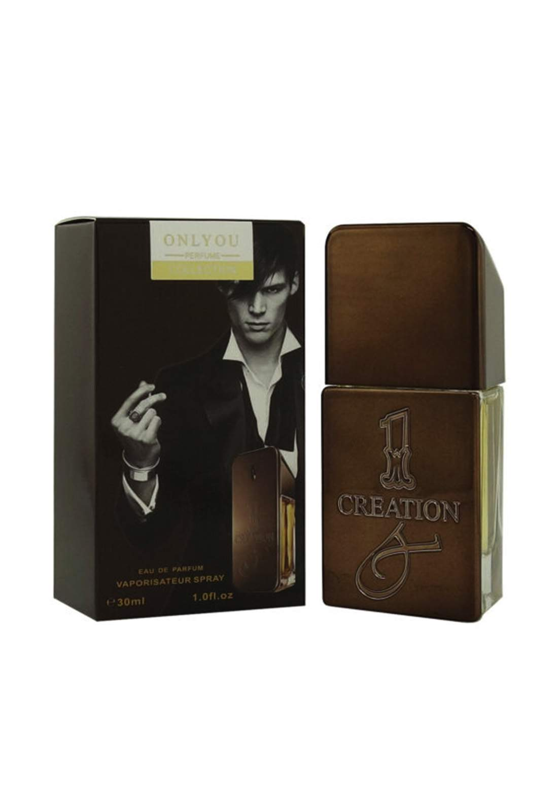 Onlyou Perfume Collection 1creation Edp 30ml For Men عطر رجالي