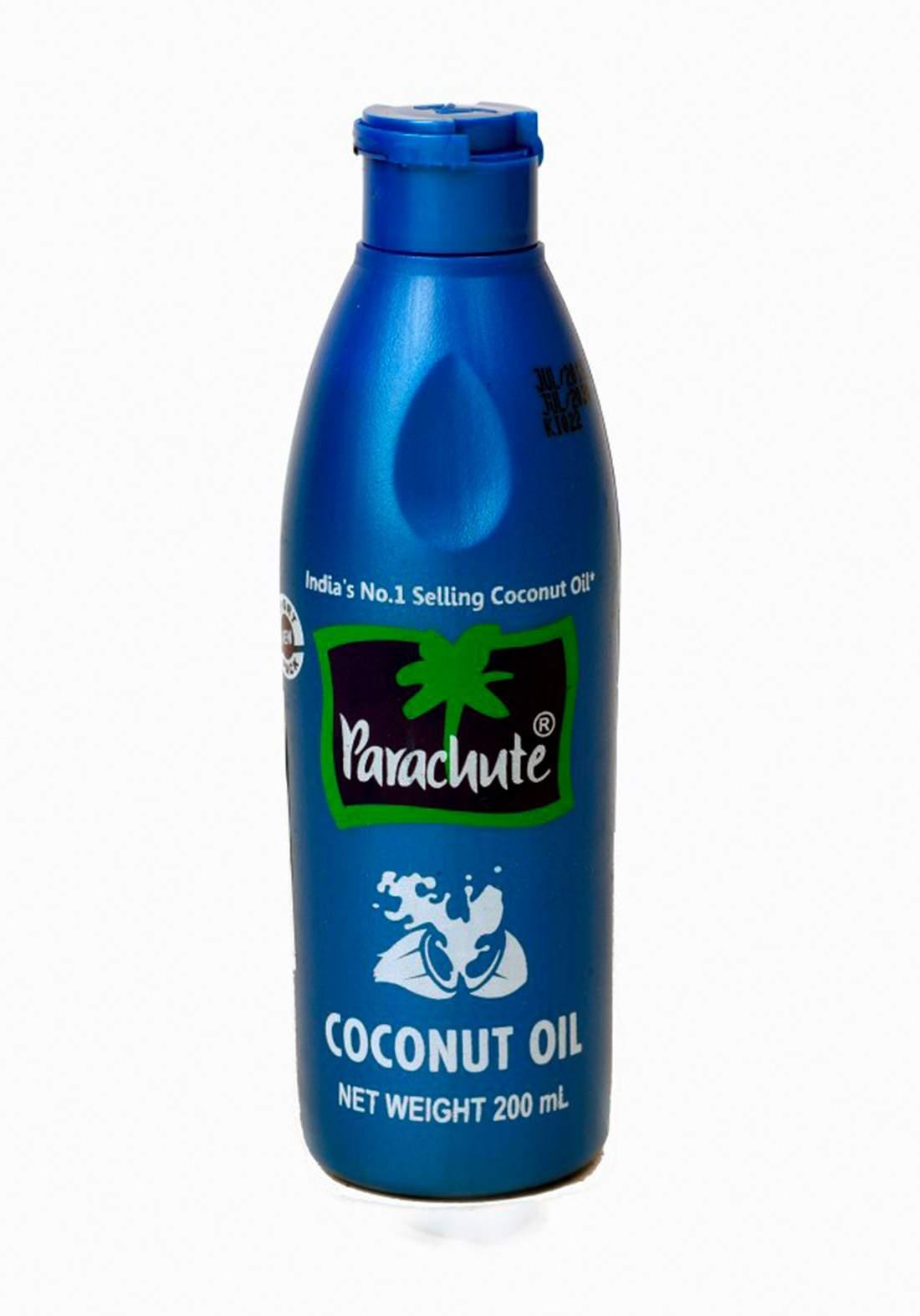 Parachute Coconut Oil 200 Ml زيت جوز الهند النقي