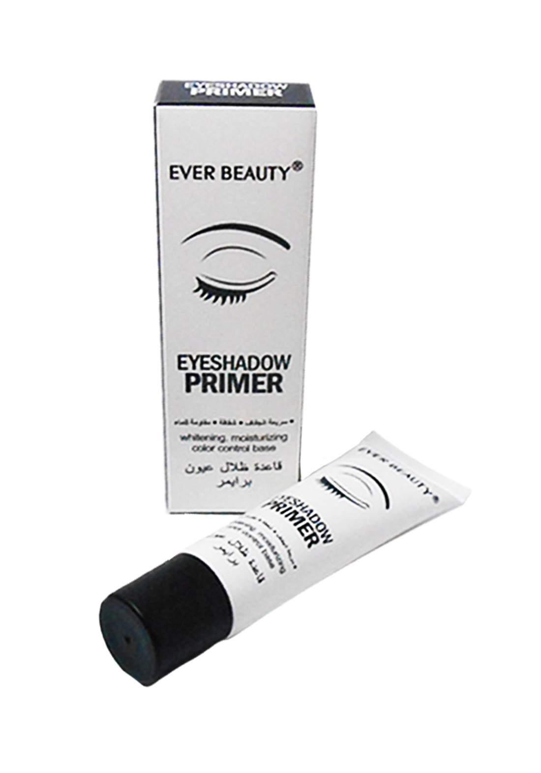 Ever Beauty Eyeshadow Primer 40ml برايمر للعين