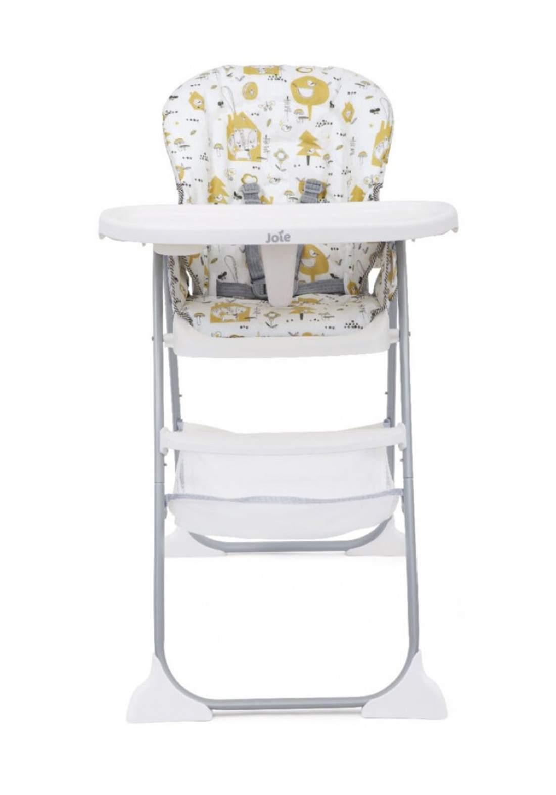 كرسي طعام للاطفال Joie Baby H1127AACOZ000 Mimzy Snacker HighChair - Cozy Space