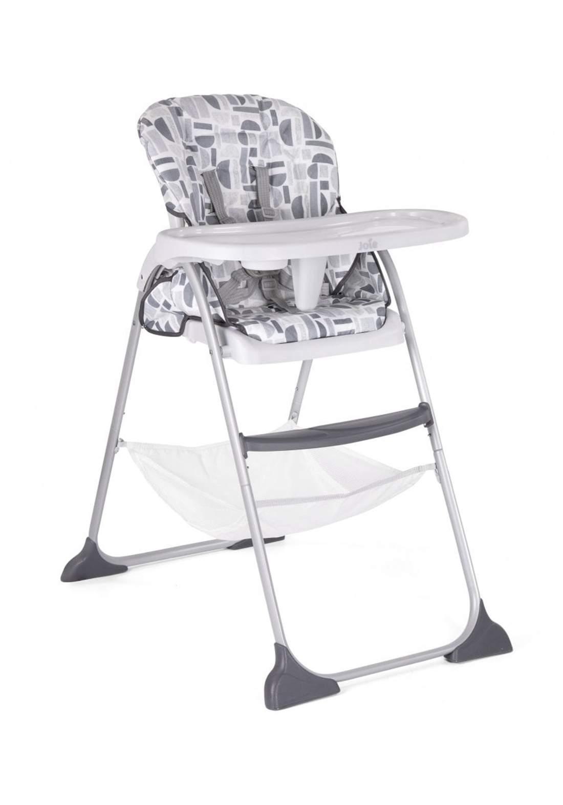 كرسي طعام للاطفال Joie Baby H1127AALGN000 Mimzy Snacker Highchair Logan