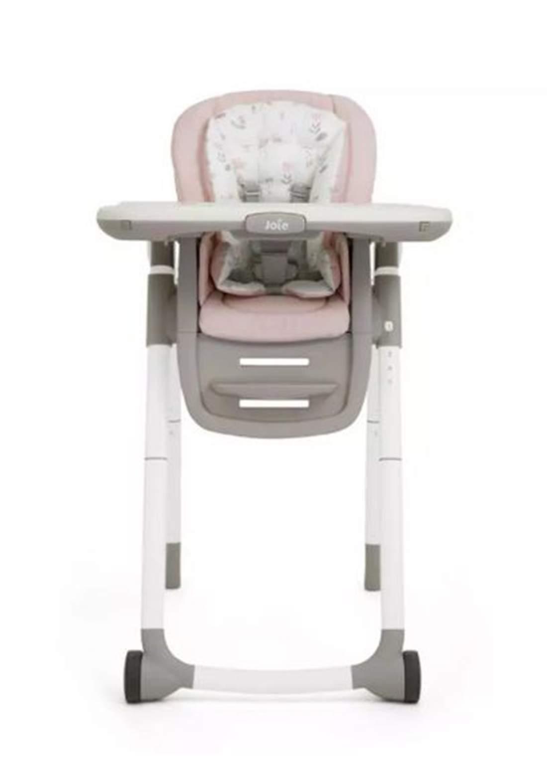 كرسي طعام للاطفال Joie Baby H1605AAFLF000 Multiply 6-in-1 Highchair – Forever Flowers