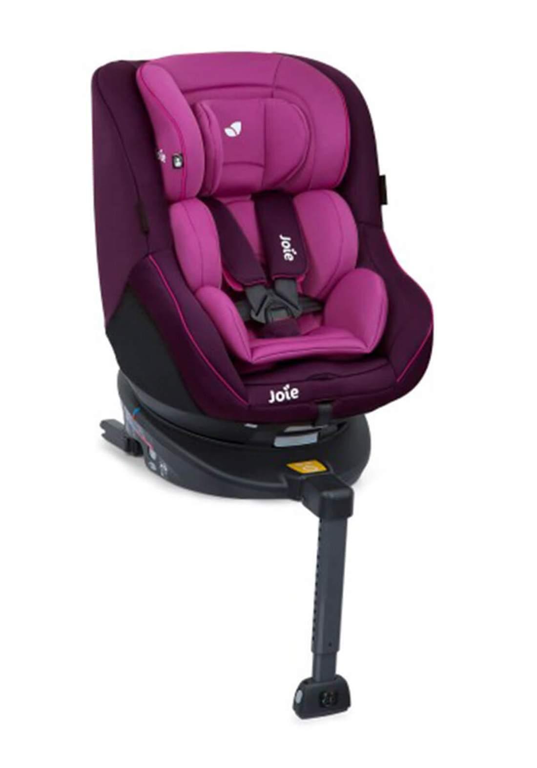 Joie Baby C1416AALIL000  Babyjoie Reboarder child seat Spin 360° - LilacCar seat 18 kg(0+4) مقعد سيارة للاطفال