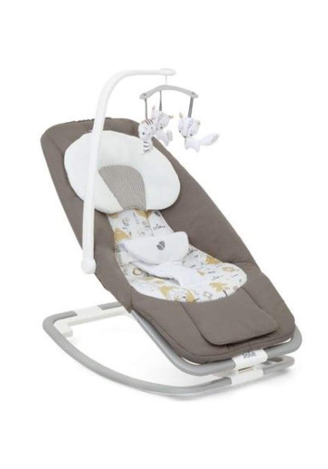 كرسي هزاز للاطفال 3.6 كغم Joie Baby B1207BACOZ000 Baby Swivel Seats