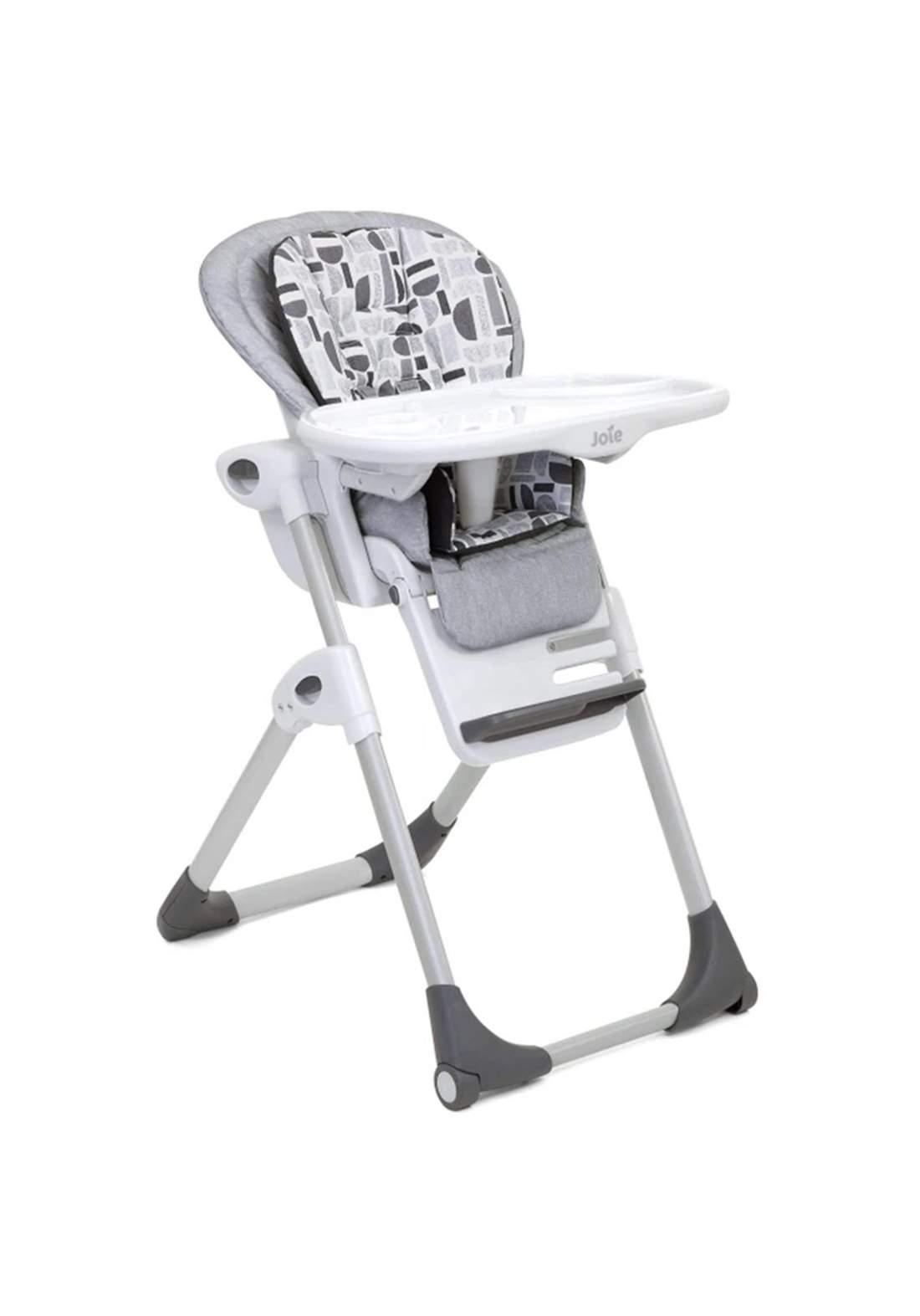 كرسي طعام للاطفال Joie Baby H1013CAITR000 Mimzy 2-in-1 Highchair Logan